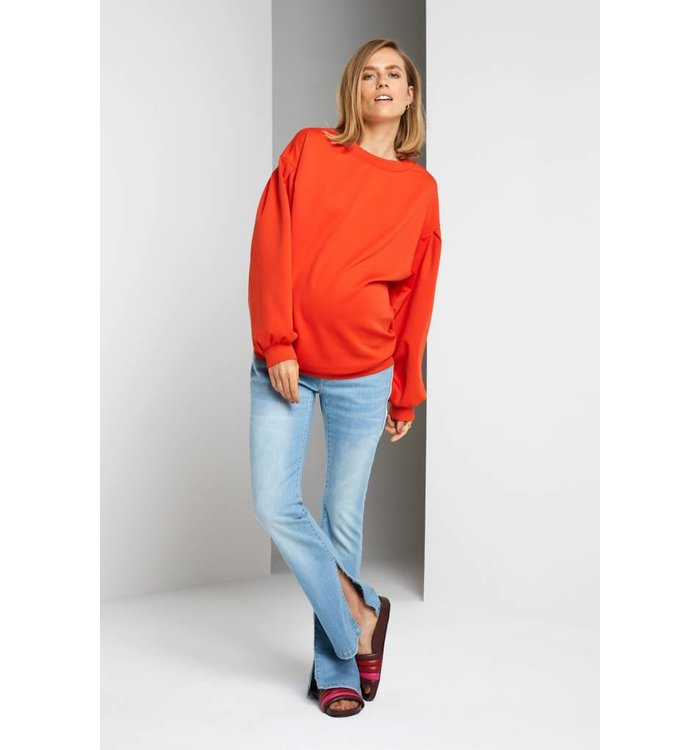 SUPERMOM Supermom Maternity Sweater, PE19