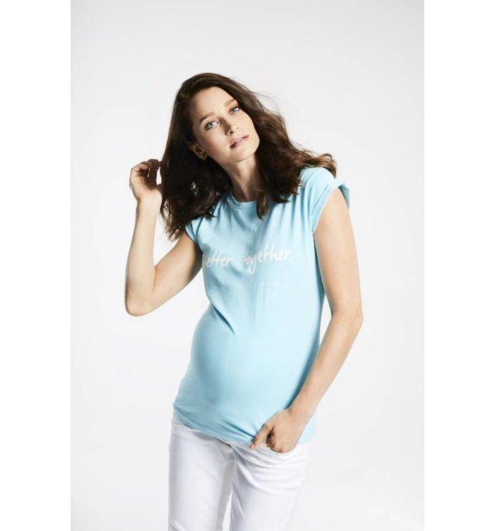 Queen Mum Queen Mum Maternity T-Shirt, PE19