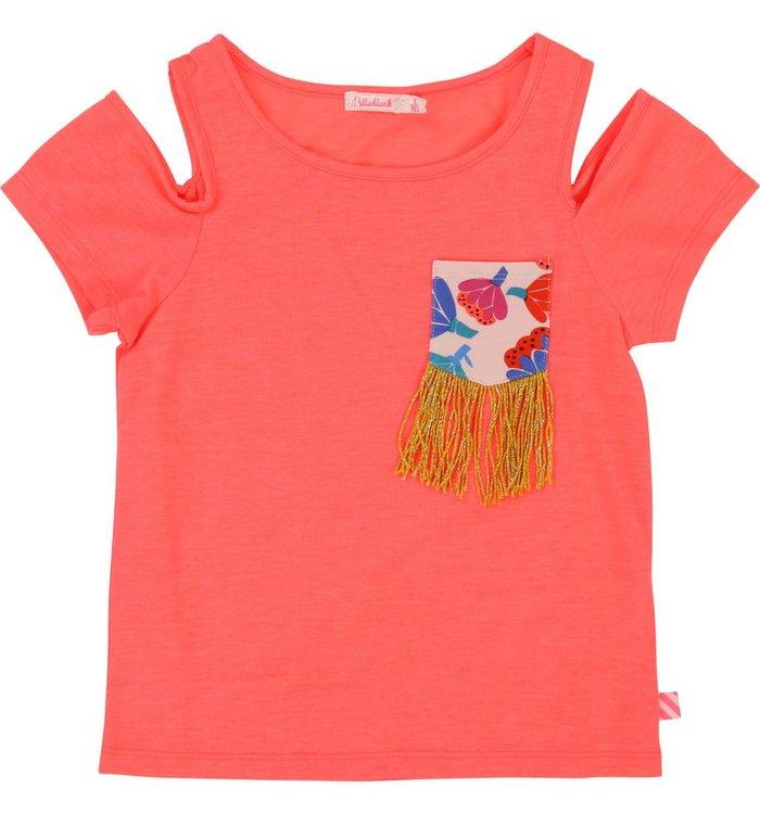 Billieblush T-Shirt Fille Billieblush, PE19