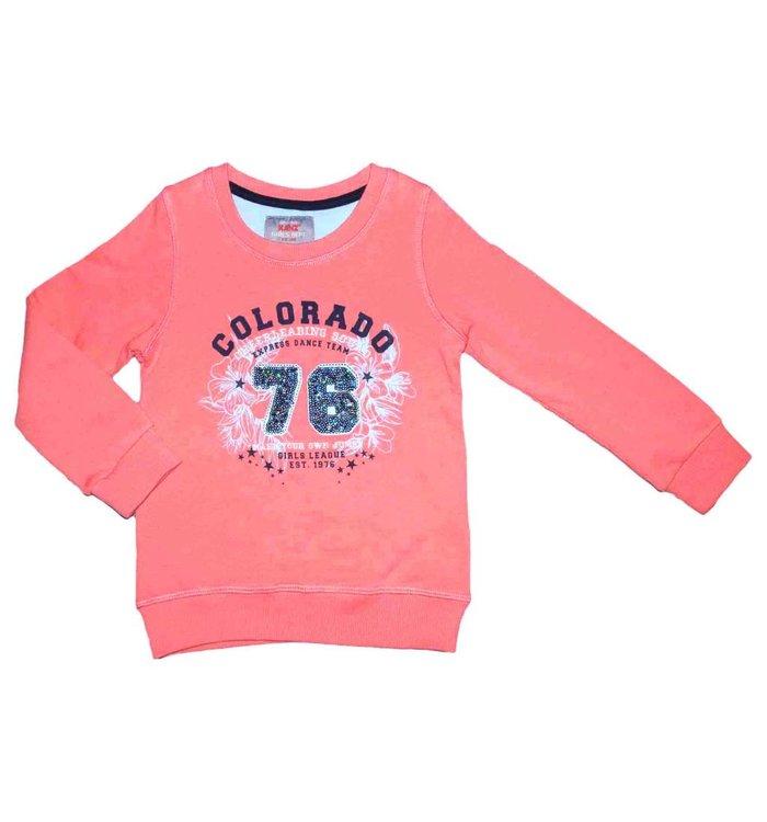 Kanz Kanz Girl's Sweater, PE19