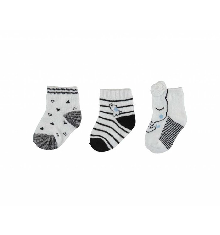 Mayoral Chaussettes 3 paires, Mayoral, CR19