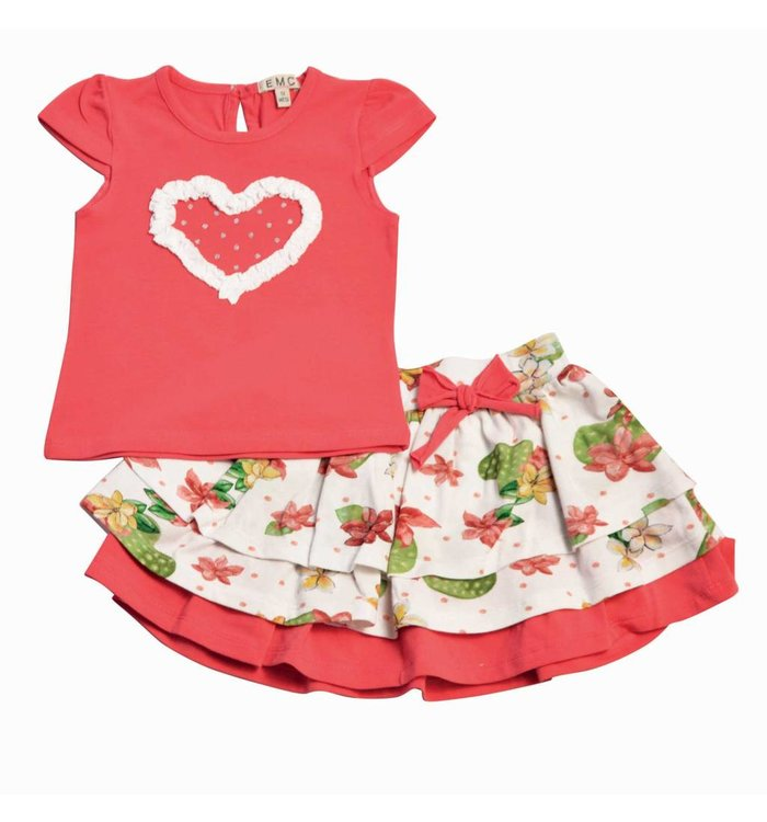 EMC EMC Girl's 2 Piece Set, PE19