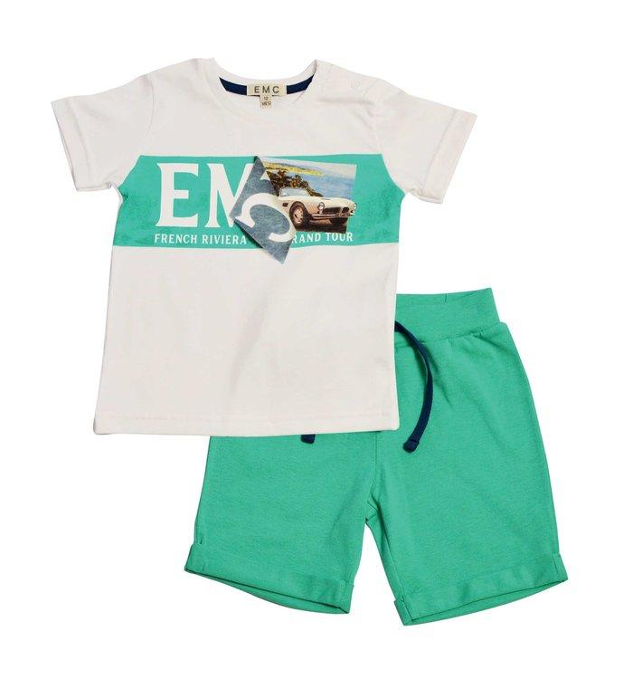 EMC EMC Boy's 2 Piece Set, PE19