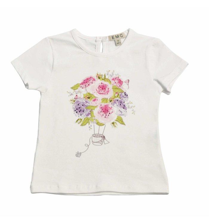 EMC EMC Girl's T-Shirt, PE19