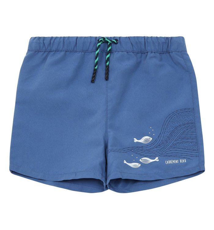 Carrément Beau Carrément Beau Boy's Surfer Shorts, CR