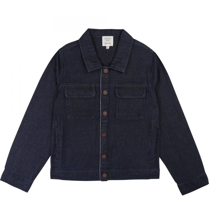 Carrément Beau Carrément Beau Boy's Jean Jacket, CR