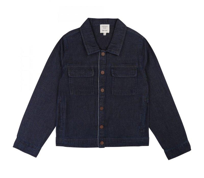 Carrément Beau Boy's Jean Jacket, CR