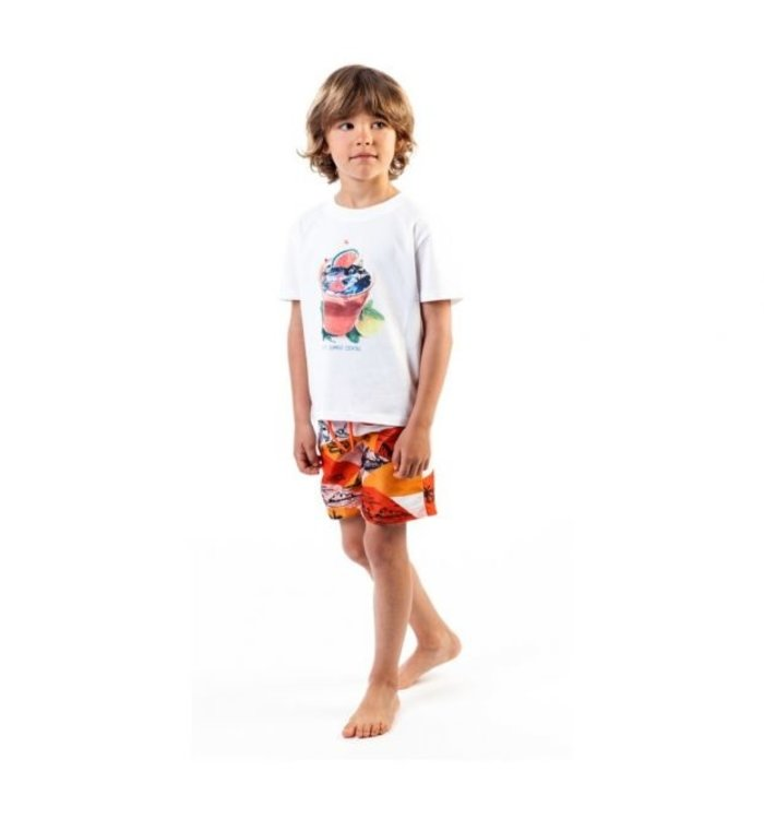 Billybandit Billybandit Boy's Bathing Suit Shorts, CR