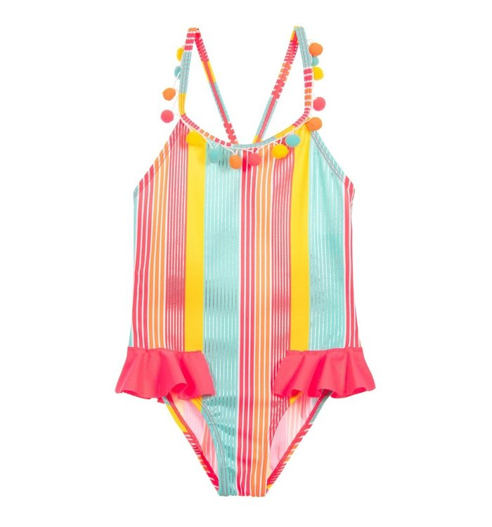 Billieblush Billieblush Girl's Bathing Suit, CR