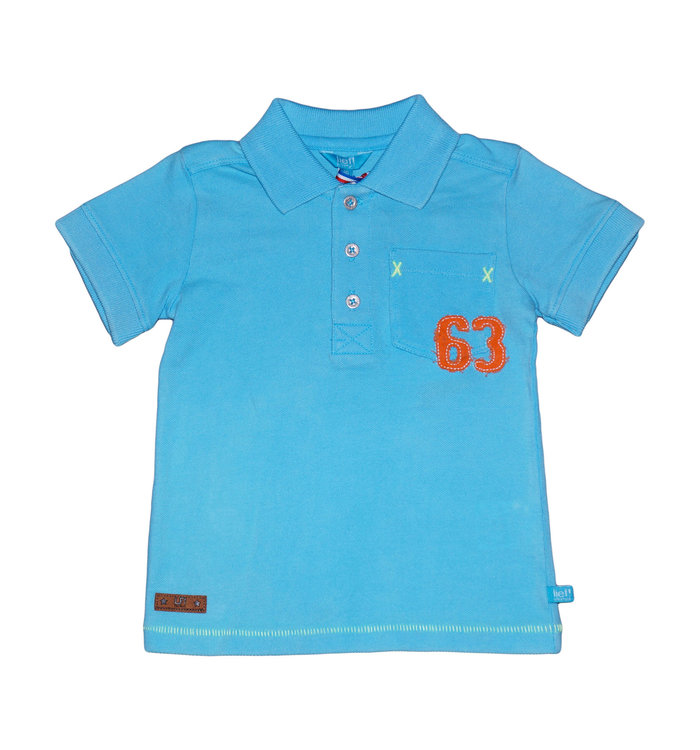 Lief! Lief! Boy's Polo T-shirt, PE19