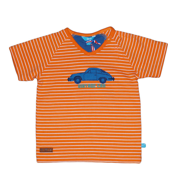 Lief! Lief! Boy's T-Shirt, PE19