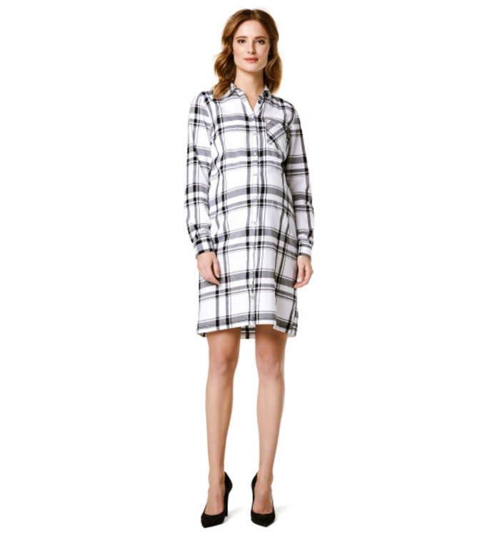 SUPERMOM Supermom Maternity Shirt Dress, CR