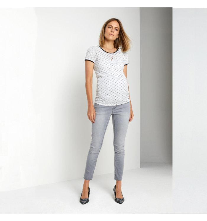 Supermom Supermom Maternity Skinny Jeans 7/8, CR