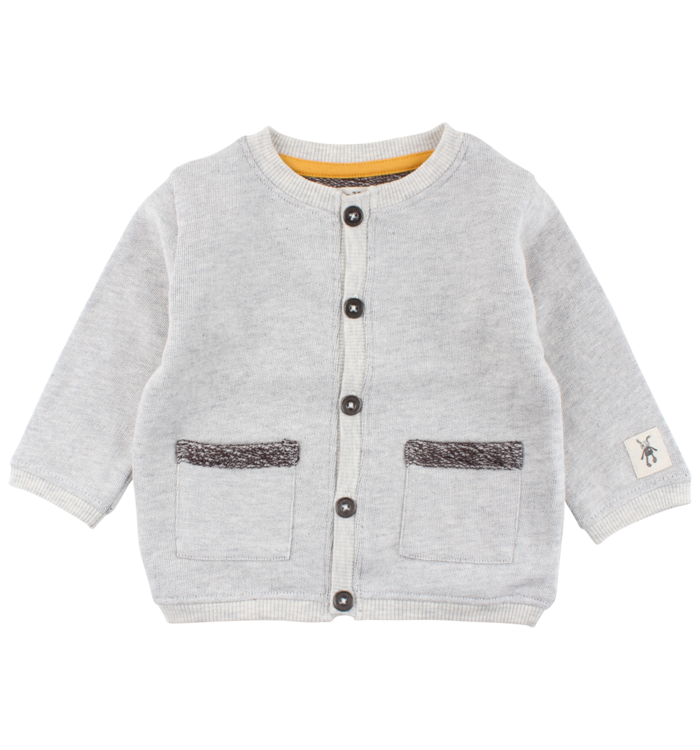 Small Rags Small Rags Boy's Cardigan, PE19