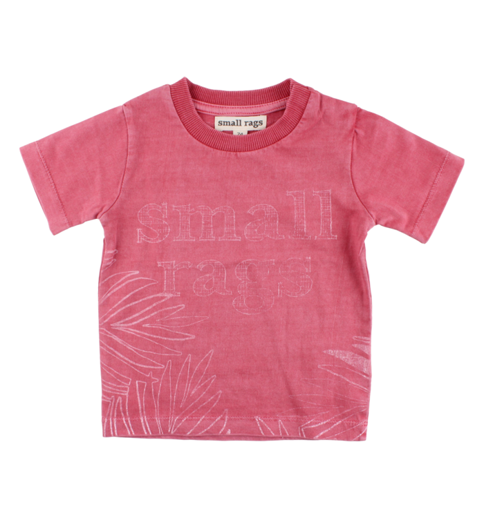 Small Rags Small Rags Boy's T-Shirt, PE19