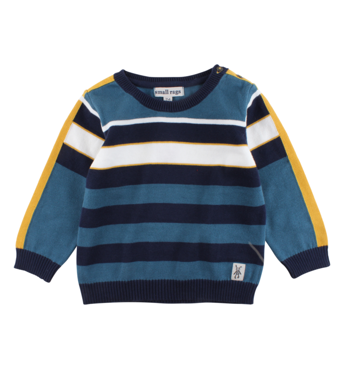 Small Rags Small Rags Boy's Sweater, PE19