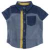Small Rags Small Rags Boy's Shirt, PE19