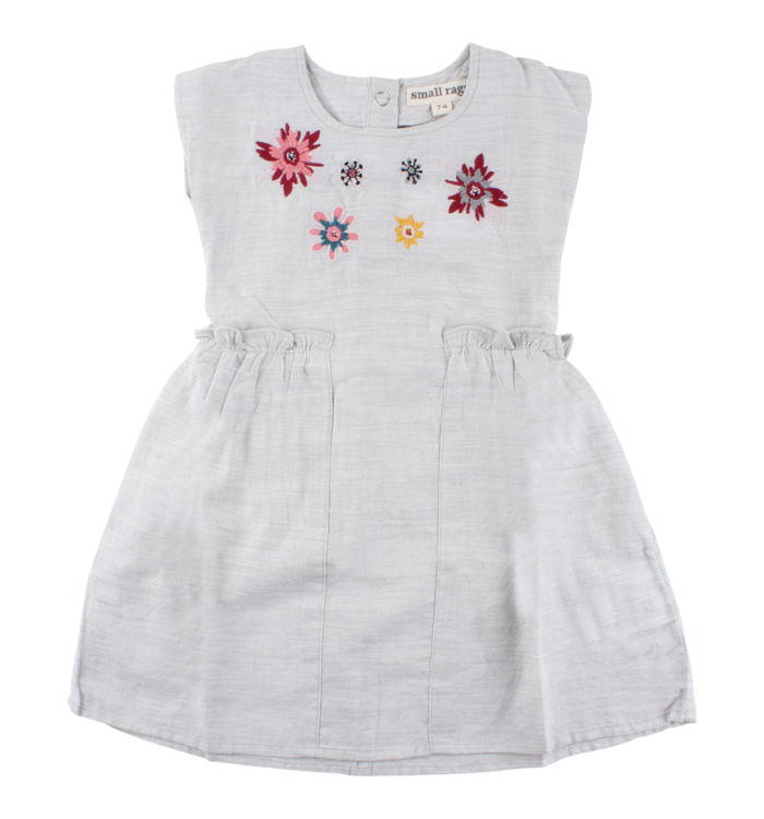 Small Rags Small Rags Girl's Dress, PE19