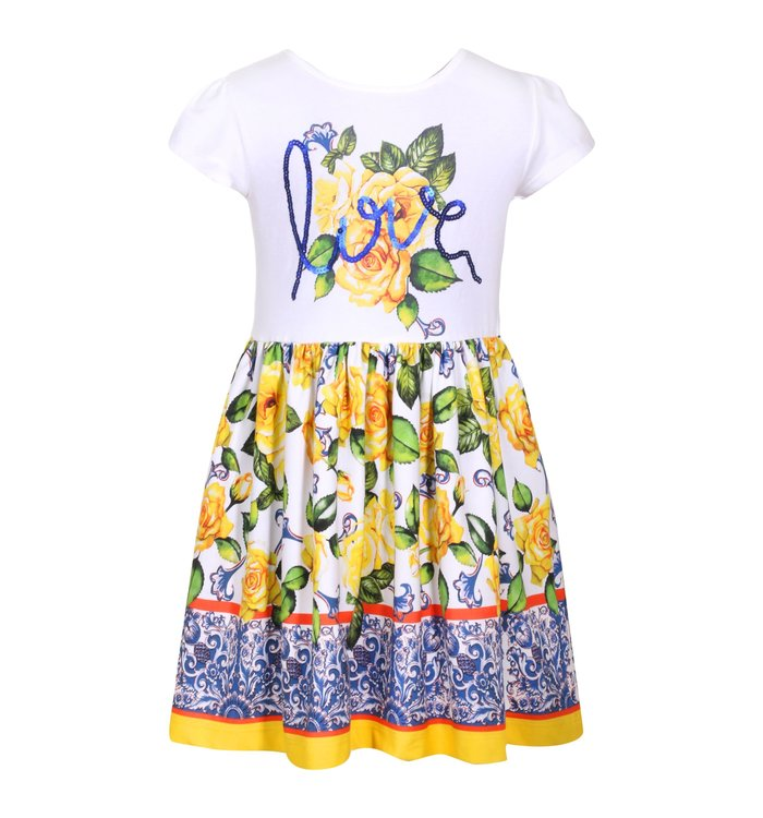 Patachou Patachou Girls' Dress, PE19
