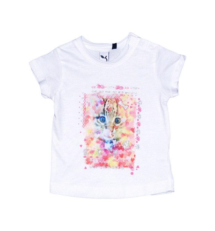 3 pommes 3 Pommes Girl's T-Shirt, PE19
