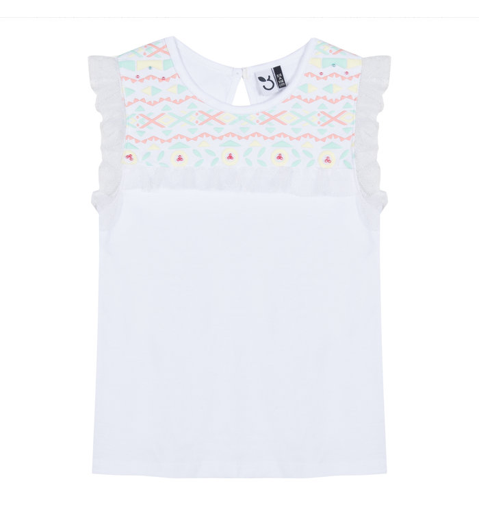 3 pommes 3Pommes Girls T-shirt,  PE19