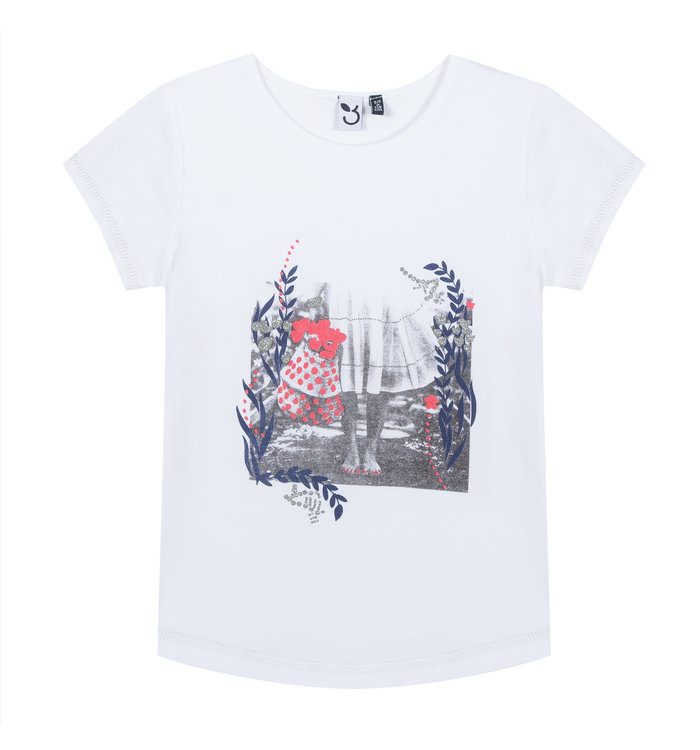 3Pommes Girls T-shirt, PE19