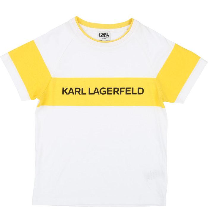 Karl Lagerfeld T-Shirt Garçon Karl Lagerfeld, PE19