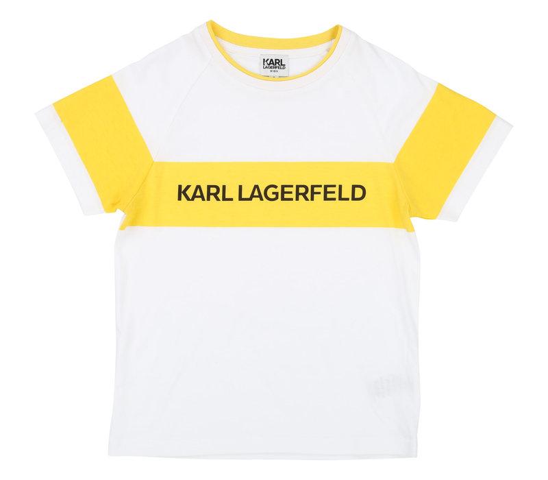 T-Shirt Garçon Karl Lagerfeld, PE19