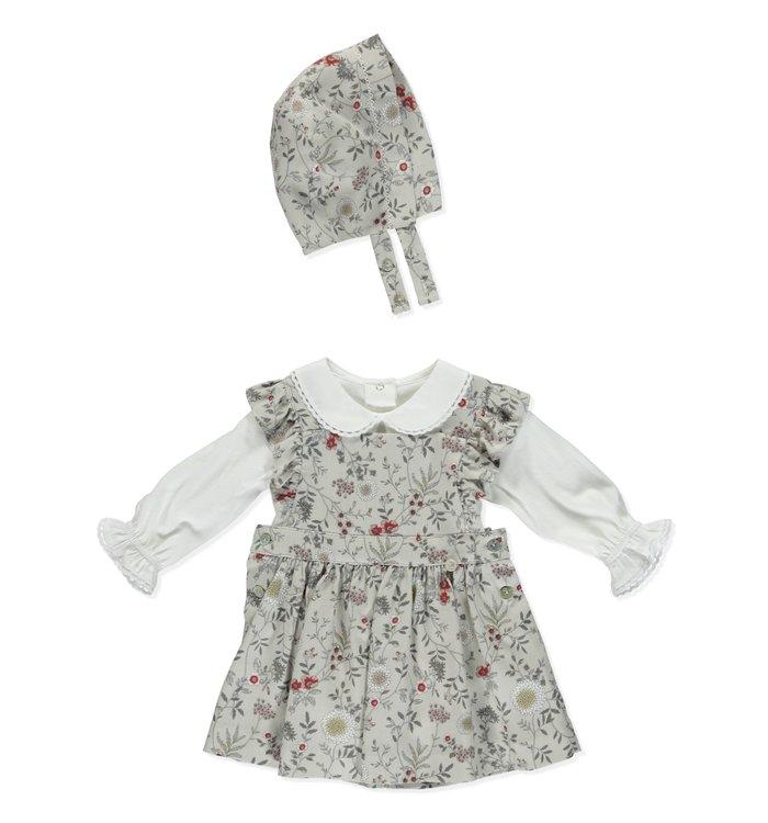 Pureté du... Bébé Pureté du Bébé Girl's 2 Pieces Dress, AH19