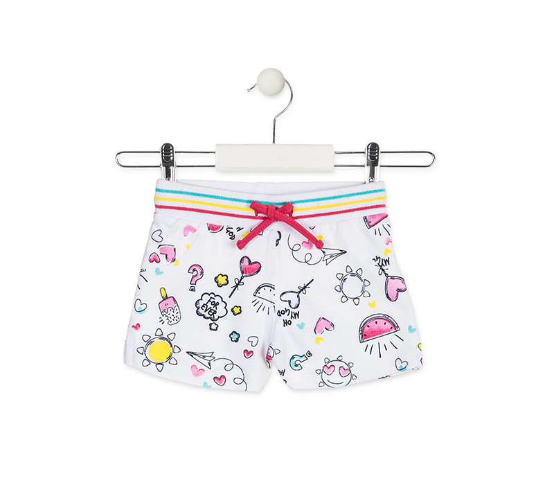 Losan Girl's Short, PE19