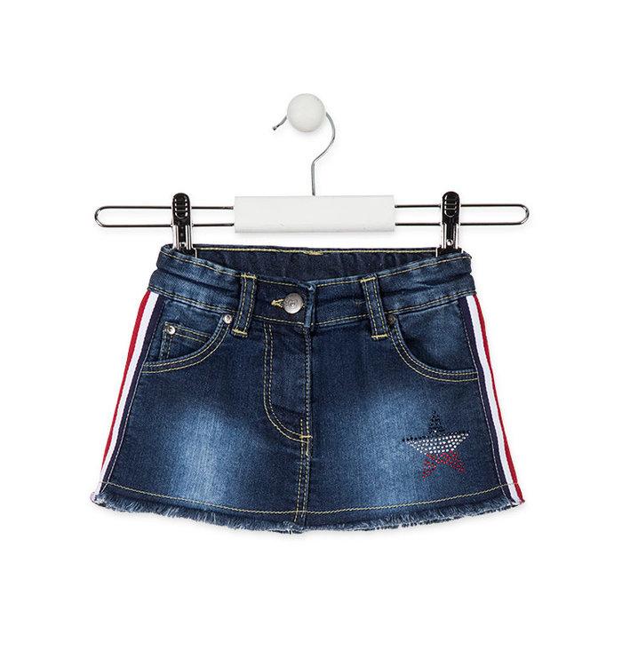 Losan Losan Girl's Skirt, PE19