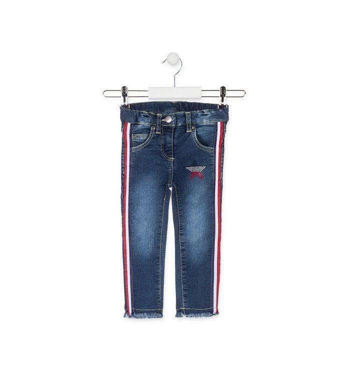 Jeans Fille Losan, PE19