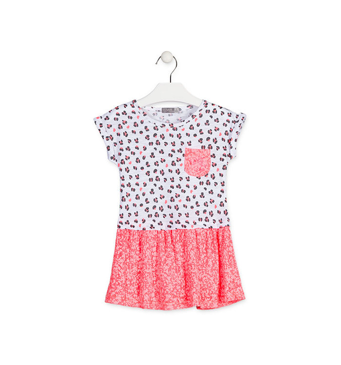 Losan Girl's Dress, PE19