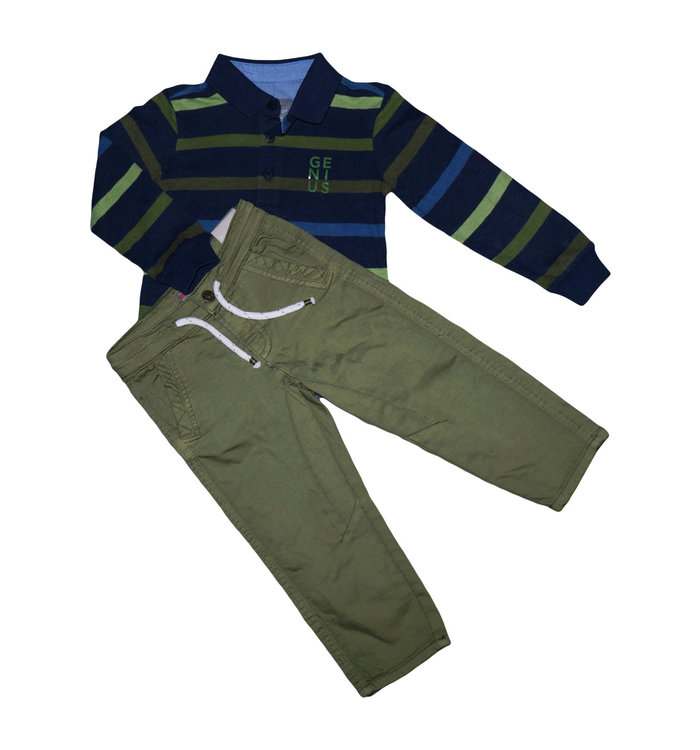 Kanz Kanz Boy's 2 Pieces Set, AH19