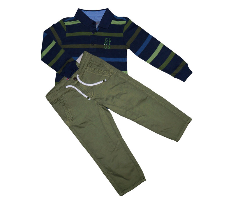 Kanz Boy's 2 Pieces Set, AH19