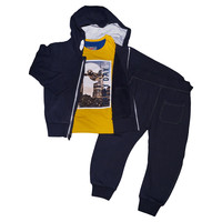 Kanz Boy's 3 Pieces Set, AH19