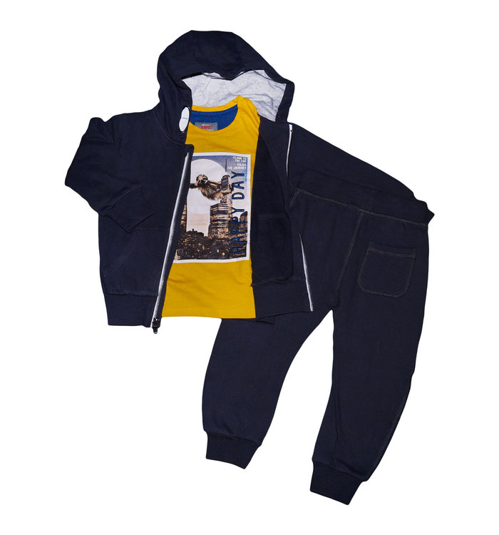 Kanz Kanz Boy's 3 Pieces Set, AH19