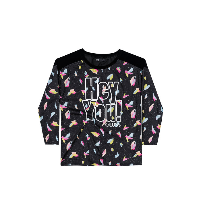 Gloss Gloss Girl's Sweater, AH19