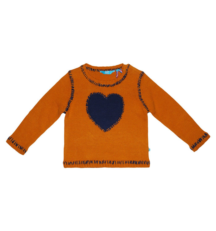 Lief! Lief! Girl's Sweater, AH19