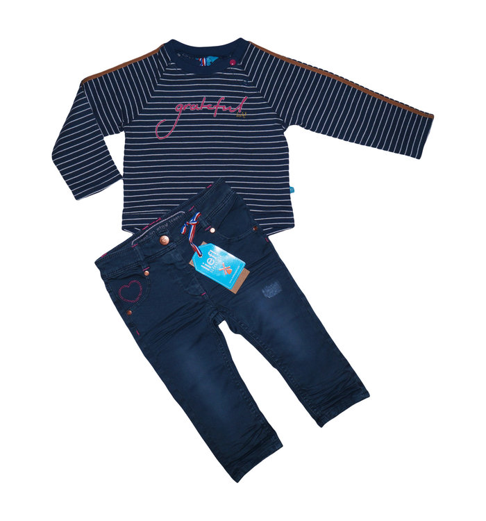 Lief! Lief! Girl's 2 Pieces Set, AH19