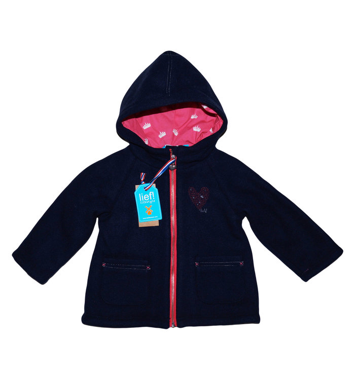 Lief! Lief! Girl's Coat, AH19
