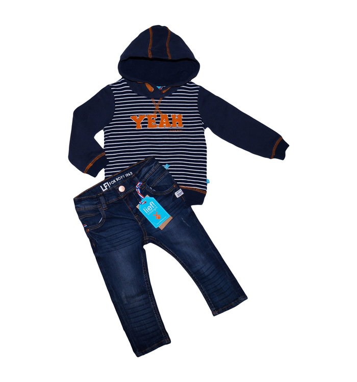 Lief! Lief! Boy's 2 Pieces Set, AH19