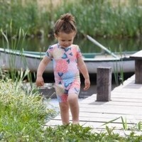 SMALL RAGS SWIMSUIT