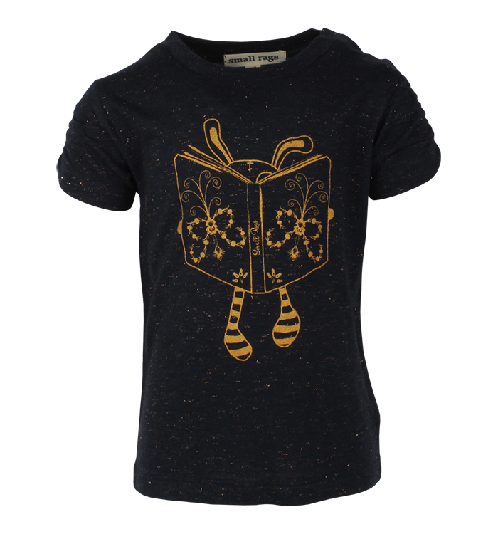 Small Rags Small Rags Girl's T-Shirt, AH19