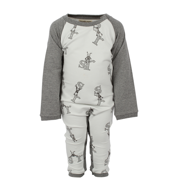 Small Rags Small Rags Boy's One Piece, AH19