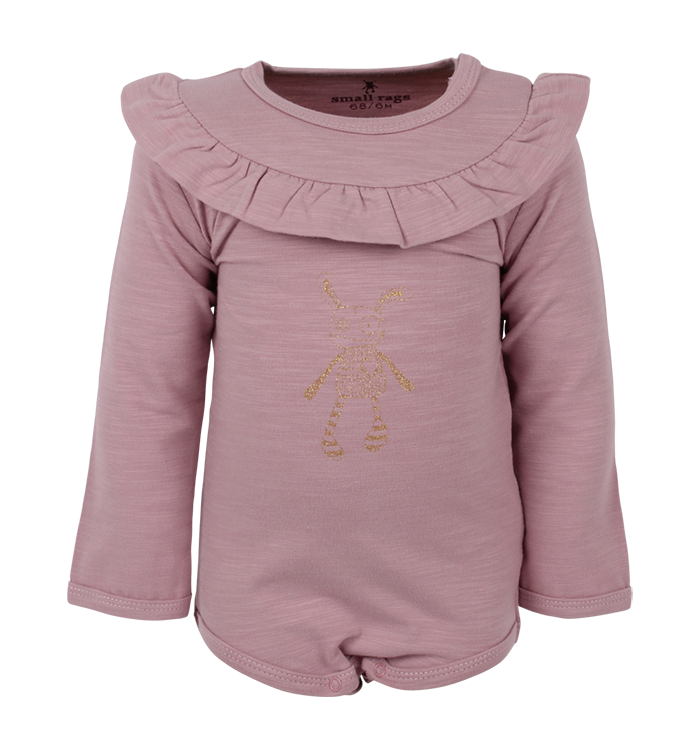 Small Rags Small Rags Girl's Onesie, AH19