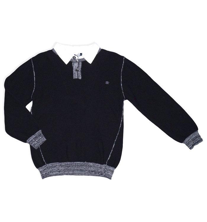 3 pommes 3 Pommes Boy's Sweater, AH19