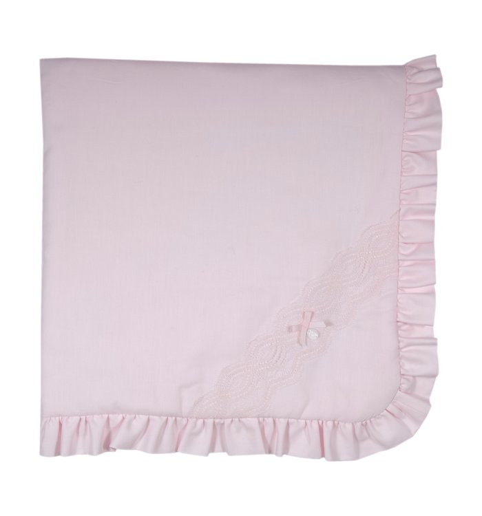 Patachou Patachou Girl's Blanket, AH19