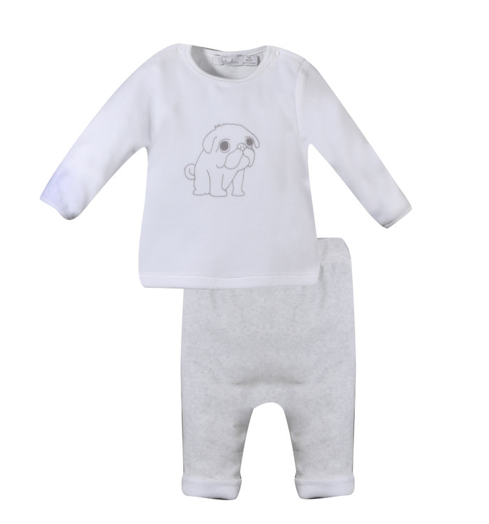 Patachou Patachou Boy's 2 Pieces Set, AH19