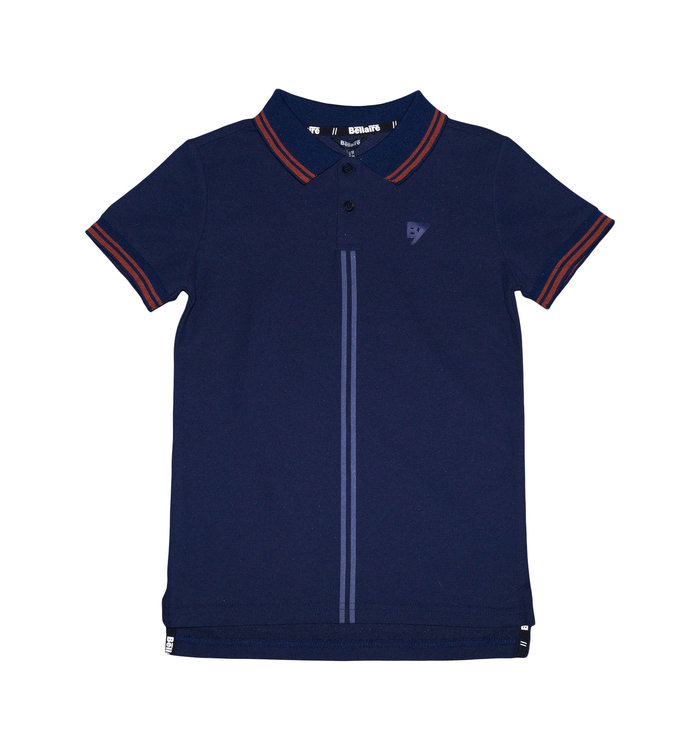 Bellaire Bellaire Boy's Polo T-Shirt, AH19